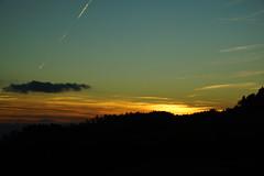 Sunset. (limburgs_heksje) Tags: black germany deutschland forrest schwarzwald duitsland zwartewoud