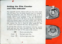 Kodak Retinette IIA - Instructions for use - Page 14 (TempusVolat) Tags: film 35mm vintage mr kodak instructions guide manual retinette tempus iia morodo retinetteiia volat mrmorodo garethwonfor tempusvolat