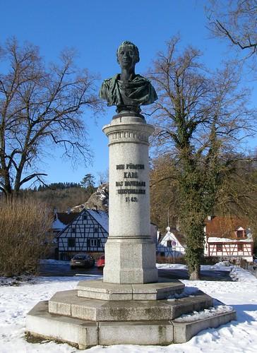 Pomnik księcia Karola