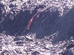Lava Cooling