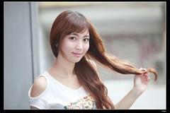 nEO_IMG__MG_6215 (c0466art) Tags: street light portrait girl beautiful female canon asia pretty sweet quality gorgeous taiwan east kind taipei charming activity pure  5d2 c0466art