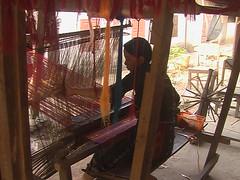 Textile Workin Luang Namtha