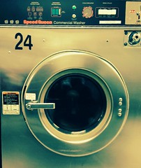 Day 134 of 365 (MarcKellyPhotog) Tags: metal speed lomo lomography metallic queen clean wash laundry commercial washingmachine washer laundryday laundrymat marckellyphotography