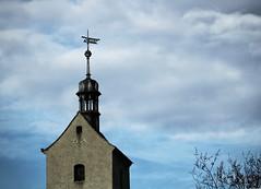 Die alte Kirchturmspitze (gutlaunefotos ☮) Tags: kirche kirchturmspitze