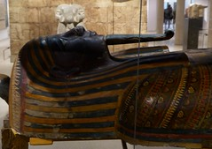 Mummy, Egyptian Gallery (jacquemart) Tags: oxford ashmoleanmuseum egyptiangallery