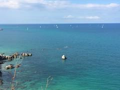"""Stupenda in ogni stagione e da qualsiasi angolazione #Tropea """" La Perla della #Calabria """" (albergatoritropea) Tags: calabria tropea"""
