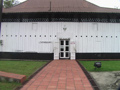 Fort Sylvia in Kapit
