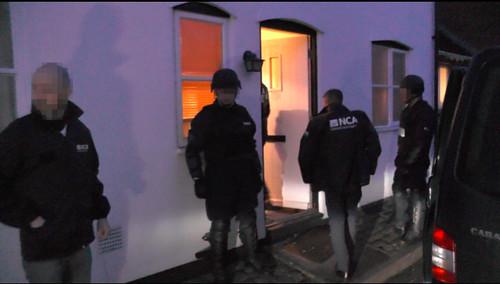 Arrest in Wiltshire