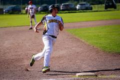 10072016_3BB_Namur-Angels-2_vs_Zottegem-Bebops_065_066 (Michel Dangmann) Tags: summer sun sport outside soleil daylight belgium belgique baseball sunny match namur wallonie wepion wallonia 3bb namurangels