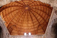 Dome, Umayyad Palace, Amman Citadel, Amman, Jordan (Bencito the Traveller) Tags: dome umayyadpalace ammancitadel amman jordan