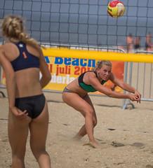 27223004 (roel.ubels) Tags: nk beach beachvolleybal beachvolleyball volleybal volleyball sport topsport scheveningen 2016