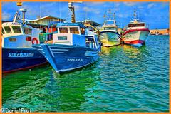 En el muelle (dapray) Tags: geostate geocountry bote barca mar puerto muelle