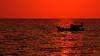 Blood Red (PhotonenBlende) Tags: ocean sunset red rot d50 boat fisherman nikon meer warm ship sonnenuntergang outdoor highcontrast romance vietnam minimalism schiff phuquoc romantik fishermansboat fischerboot ozean bloodred wärme minimalismus tamronsp blutrot