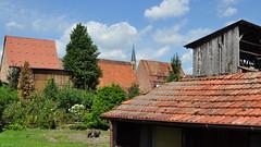 Mannheim-Seckenheim (claudia.schillinger) Tags: seckenheim garten scheune