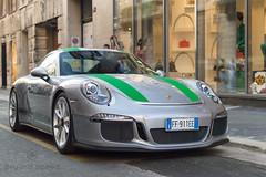 911 R (Beyond Speed) Tags: porsche 911 r 911r supercar supercars automotive automobili nikon italy milano