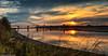 Wigg Island (1 of 16) (andyyoung37) Tags: uk england reflections unitedkingdom gb stmaryschurch runcorn rivermersey runcornbridge sunsetcheshire