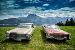 1964 and 1965 Cadillac (geraldloidl) Tags: cadillac 1965 1964 sedan de ville deville