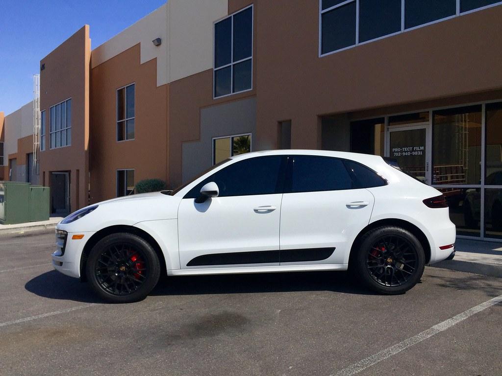 2016 Porsche Macan Gts White