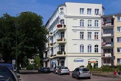 Streets of Koobrzeg (2) (Krzysztof D.) Tags: pomorskie pomorze koobrzeg polska poland polen architecture architektura shiftn