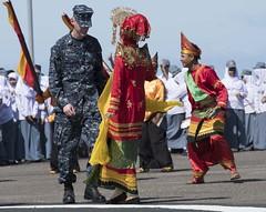 160822-N-CV785-348 (U.S. Pacific Fleet) Tags: pacificpartnership16 usnsmercytah19 pp16 usnsmercy partnershipsmatter pacificpartnership jointoperations navy usn pacificpartnership2016 indonesia padang