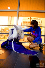 Undertale 26 (MDA Cosplay Photography) Tags: undertale frisk chara napstablook asriel cosplay costume photoshoot otakuthon 2016 montreal quebec canada undertalecosplay fun