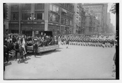 July 4th (LOC) (The Library of Congress) Tags: libraryofcongress dc:identifier=httphdllocgovlocpnpggbain27392 xmlns:dc=httppurlorgdcelements11 july41918 loyaltyparade 1918 newyork 5thavenue