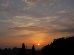 La Provence @ Sunrise (Hlne_D) Tags: hlned france provencealpesctedazur provence paca alpesdehauteprovence ahp manosque alpes alps montagne mountain leverdesoleil sunrise aube dawn cloud nuage photohdr hdr hdrpicture photoshop
