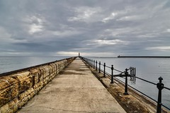 Northumberland road trip Aug 2016_0026 (Mark Schofield @ JB Schofield) Tags: nationalpark north northumberland northumbria east england coast dunstanburgh castle tynemouth river tyne tees wear pier landscape canon 5dmk3 beach redcar