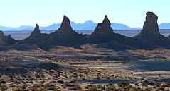 Trona Pinnacles #11 (jimsawthat) Tags: hdr erosion geology tufa hoodoos highdesert rural ridgecrest california tronapinnacles