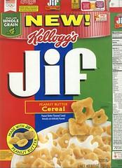 JIF (OldManMusings) Tags: breakfast cereal box food 2016 kelloggs
