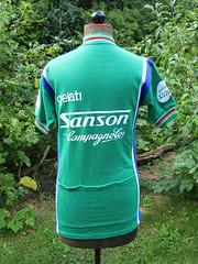 Sanson Campagnolo 1978 (akimbo71) Tags: maglia maillot cycling jersey fahrradtrikot