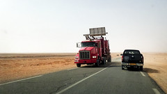Kenworth - In Amenas (habib kaki 2) Tags: algrie sahara dsert sud illizi ilizi         inamenas amenas aminas  inaminas    kenwoth truck camion