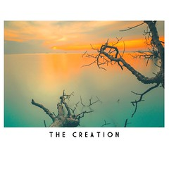 "From ""The Creation"" (azharii___) Tags: pantaikelanang seascape landscape nikon d3200 ocean sunset longexposure slowshutter goldenhour malaysialandscape landscapemalaysia"
