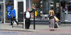 `1789 (roll the dice) Tags: london nw1 camden londonist people natural sa mad smart funny fashion shops shopping streetphotography characters uk art classic urban unaware unknown traffic strangers portrait candid canon tourism post welcome glass wind reflections sunglasses buttons