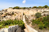 Victoria Lines (sillie_R) Tags: defense malta military victorialines wall mgarr
