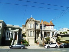 P1080204 (jhk&alk) Tags: sanfrancisco victorianhouse pacificheights
