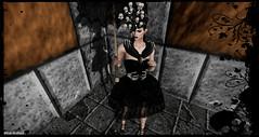 Something from me (Pilar Munro 2) Tags: vipscreations skull halloween dark