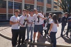 Lançamento de foguete (colégiopiracicabano) Tags: colegiopiracicabano piracicaba física foguete experiência school physics experience rocket