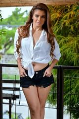 Sexy Isabel Granada (joelCgarcia) Tags: isabelgranada celebrity rushabarandrestaurant starosalaguna portrait d610 2470mmf28g cls sb600 sb900 strobist sexy