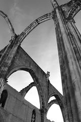 Lissabon_305 (siebenberger) Tags: lisboa lissabon portugal oktober 2016 carmo kirche ohne dach chiado
