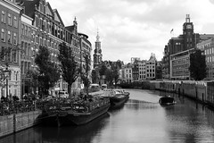 Amsterdam Canal (George French Photography) Tags: amsterdam amsterdamcanal canal canalboat