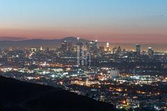 Downtown Los Angeles Skyline (HunterKerhart.com) Tags: downtownlosangelesskyline dtla downtownla downtownlosangeles losangeles la development construction