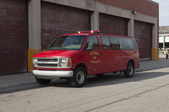 102 - EMS Training Van - Shop #302 (detroiturbex.com) Tags: fire detroit department apparatus