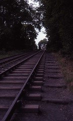 The steep bit in Derbyshire, 1977...... or maybe Shropshire (see comments). (37260 - 5 million+ views, many thanks) Tags: plane ironbridge coalbrookdale gorge hay 1977 inclined