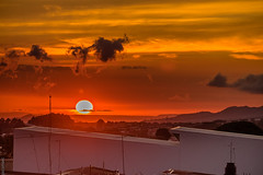 Alajuela (picsmarc) Tags: sunset nature fuji xe2 fujifilmx