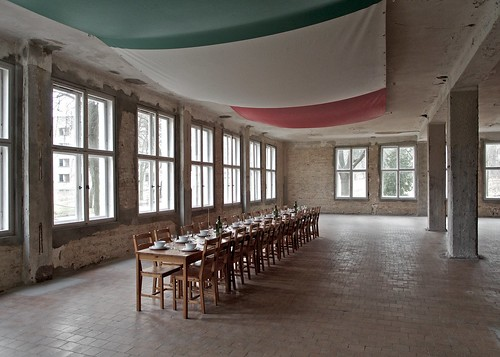 Italian Dining Hall, Olympic Village Berlin