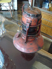 "RAILROAD KEROSENE LANTERN • <a style=""font-size:0.8em;"" href=""http://www.flickr.com/photos/51721355@N02/15865121778/"" target=""_blank"">View on Flickr</a>"