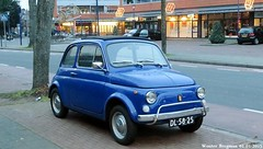Fiat 500 1970 (XBXG) Tags: auto old italy holland classic netherlands car vintage italian automobile italia fiat nederland voiture 1970 500 paysbas hilversum italie fiat500 ancienne italienne dl5825
