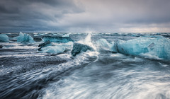 i c e - l a n d   jökulsárlón, iceland (elmofoto) Tags: iceland jökulsárlón iceberg glacier volcanic sand beach nikon d800 nikond800 1635mm leefilters nd gnd 2stop southiceland glacial lagoon ocean waves crash travel nordic landscape seascape ice splash austerskaftafellssysla longexposure le fav100 fav300 fav400 fav500 fav600 fav700 fav800 fav900 fav1000 fav1100 fav1200 explore explored frontpage fav1300 fav1400 fav1500 fav1600 fav1700 fav1800 fav1900 ireview fav2000 fav2100 fav2200 fav2300 fav2400 fav2500 fav200 flickrlicensing fav2600 fav2700 fav2800 fav2900 100000v