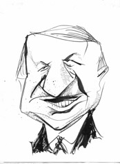 Ink Sketch by Graeme MacKay (cartoonist2006) Tags: ink sketch unknown